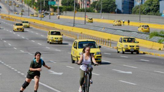 Día sin carro Bogotá