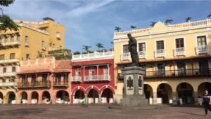 Cartagena als Touristenmagnet